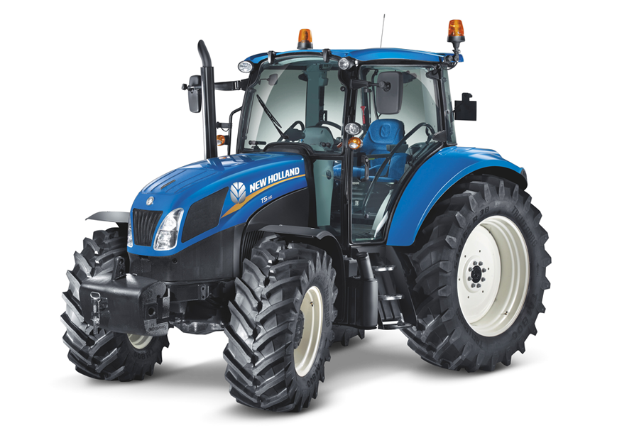 New holland Front page